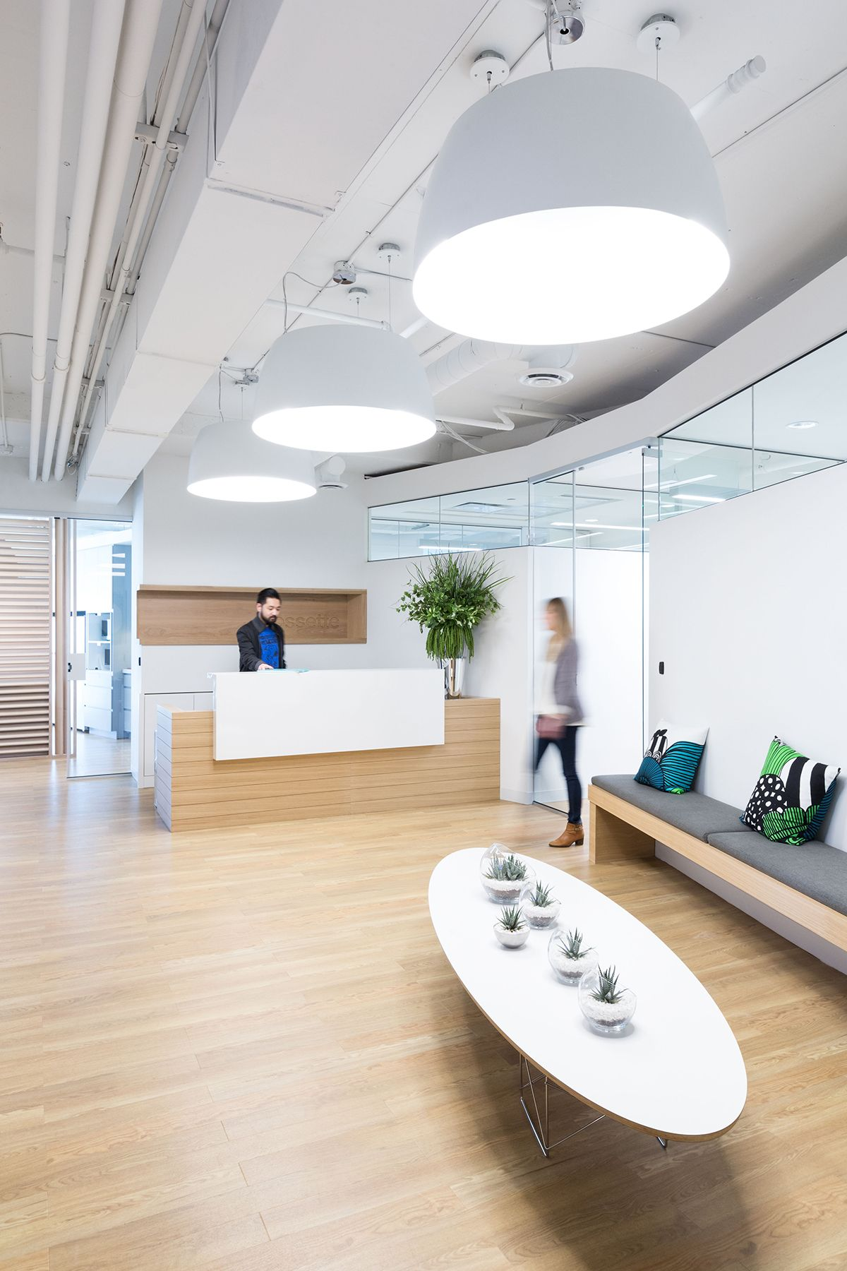 An Inside Look at Cossettes New Sleek Vancouver Office Design