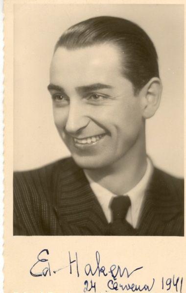Image result for Eduard Haken