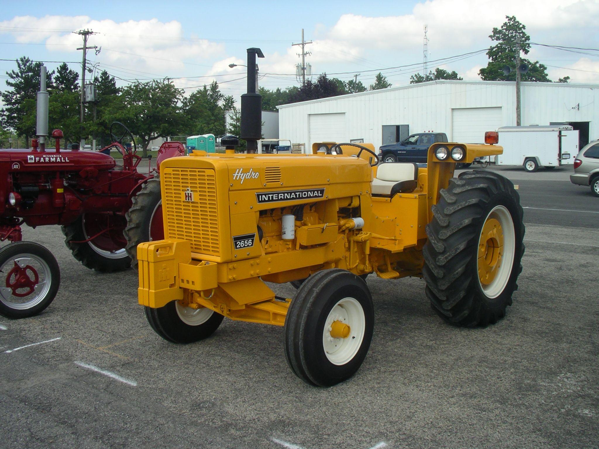 Ih 2656 Industrial Lima Oh Rpru 2013 Landmaschinen Traktoren