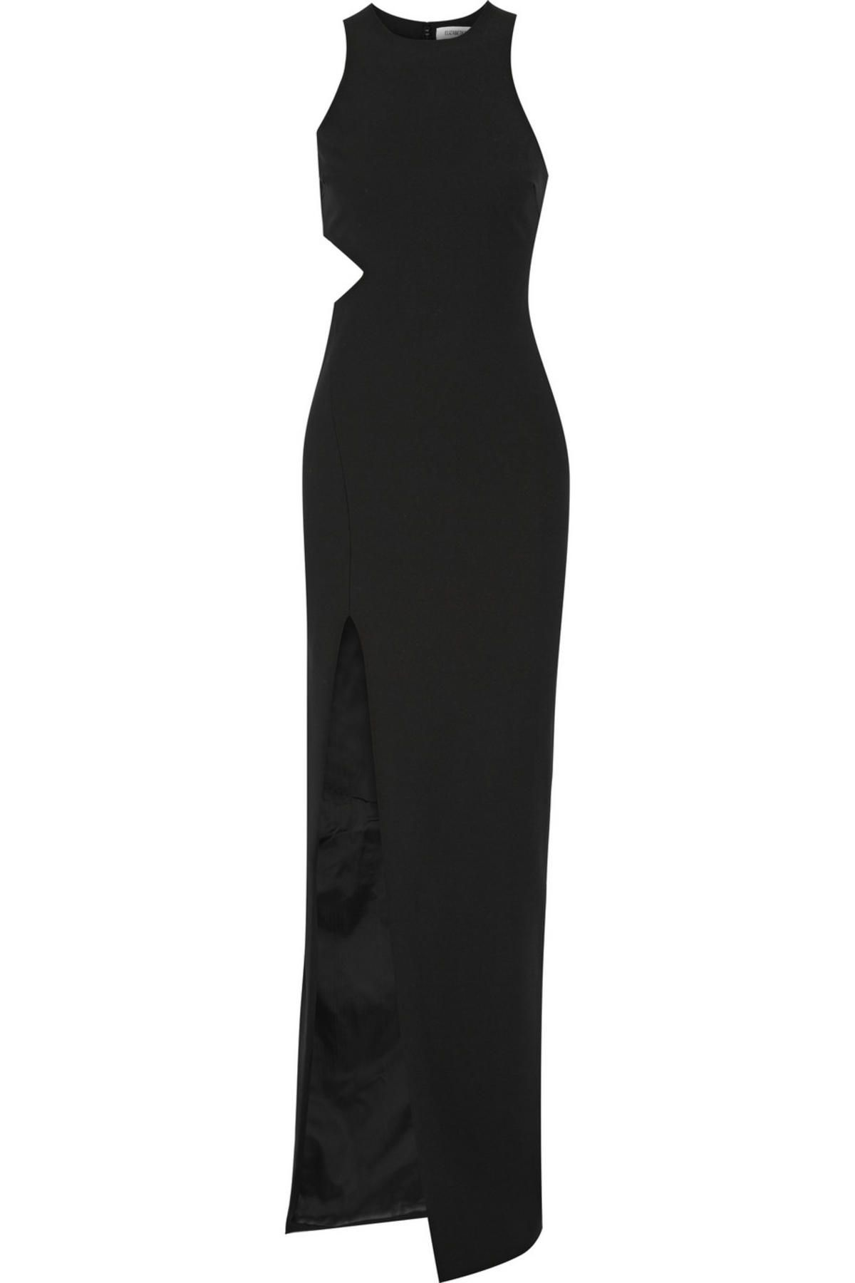 Alyssaus fancy lbd long black dress long black lbd and fancy
