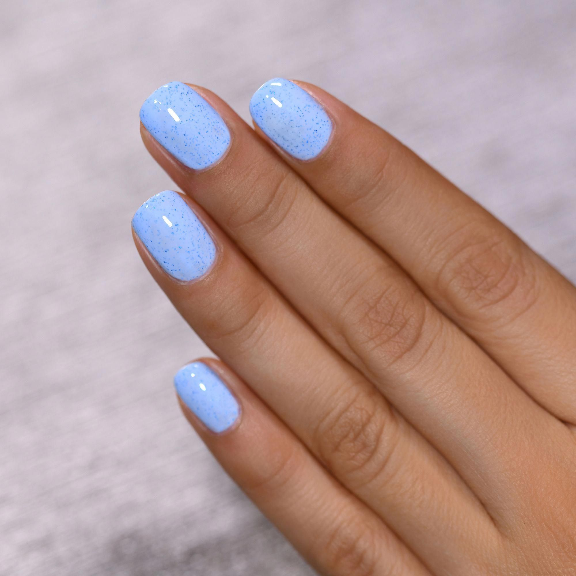 Acrylicnailsalmond In 2020 Summer Gel Nails Blue Acrylic Nails Short Acrylic Nails