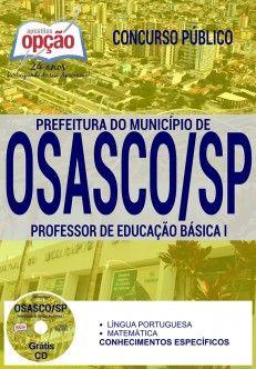 Apostila Professor De Educacao Basica I Prefeitura De Osasco Sp