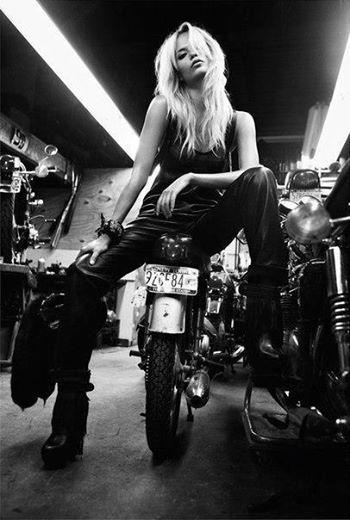 Wild biker girls uncensored