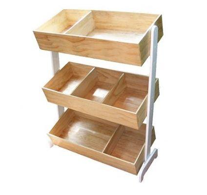 Repisa madera para juguetes repisas tom s - Muebles de juguete en madera ...