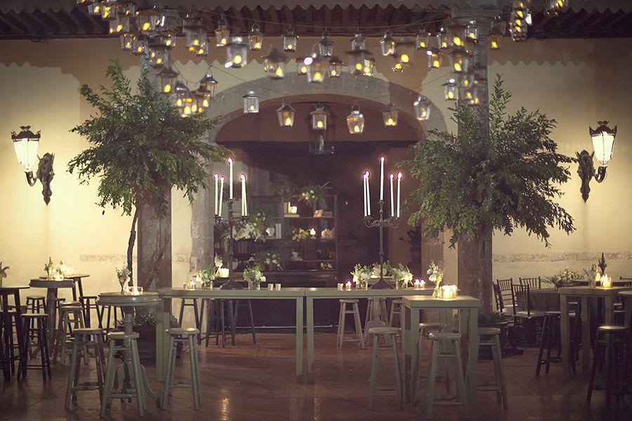 Escenarios ideales para tu boda wedding and weddings for Ambientacion para bodas