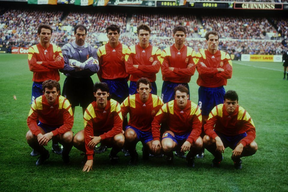 Spain's 1993 team was the last to lose a #WorldCup qualifier. 20 years and counting…