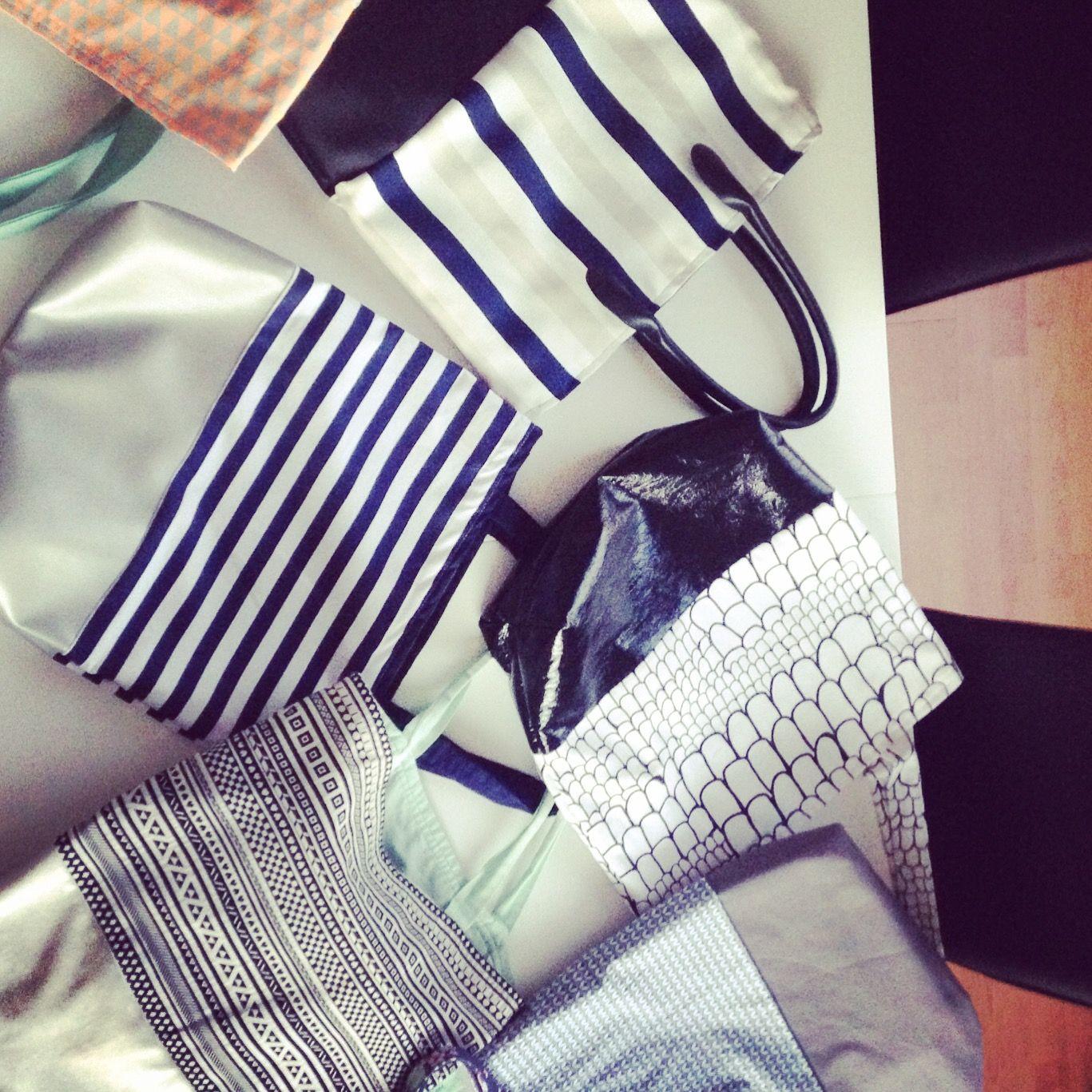 #kreativwerkstattheilbronn #nähen #sewing #diy #Shopper #Tasche