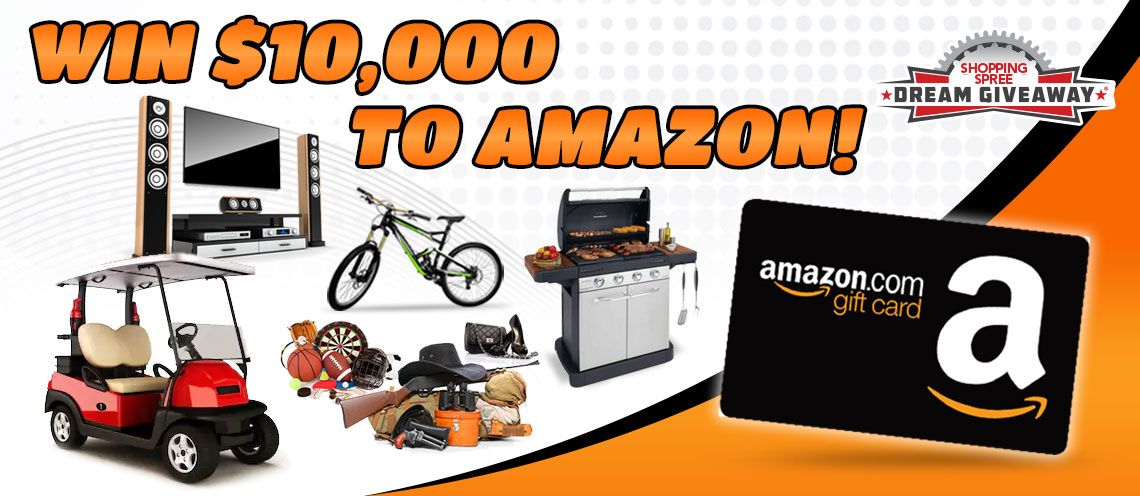 2019 shopping spree dream giveaway features a grand prize