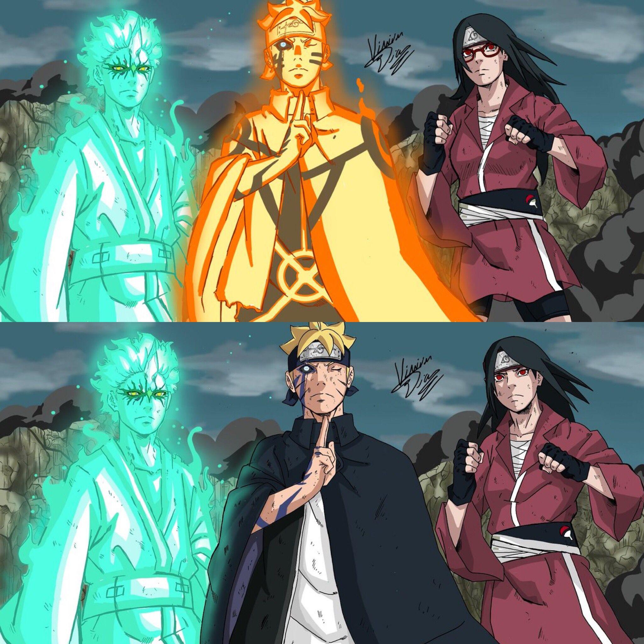 Kyuubi chakra mode or normal mode ? Naruto shippuden