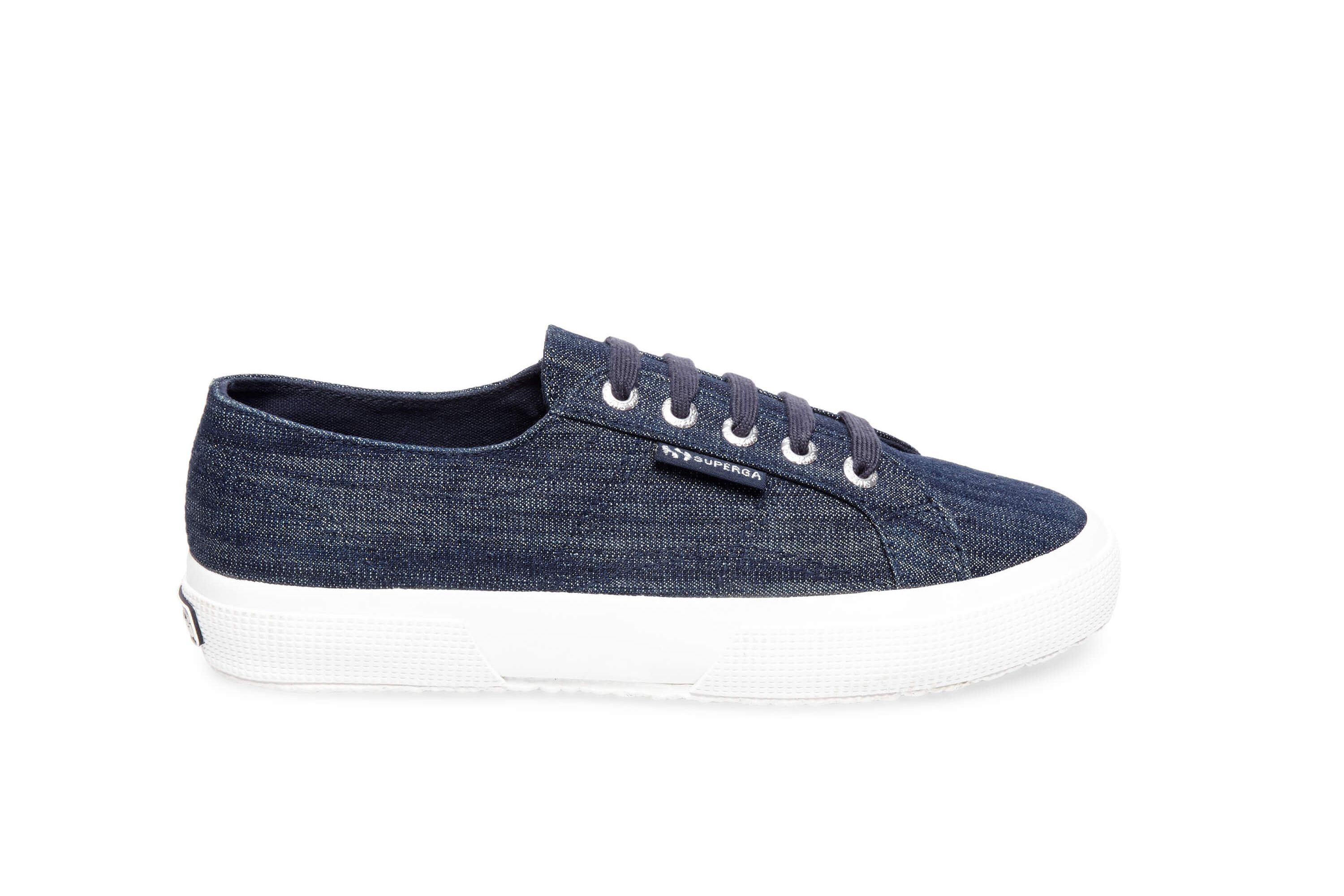 Clearance Footaction 2018 New Online Superga Women's 2750-Denimshinyw Trainers udc84A