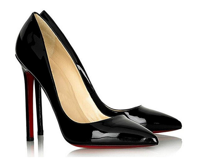35b1571c882 Knock-off Louboutin Black Pumps | Knock Off Designer Shoe Replicas ...