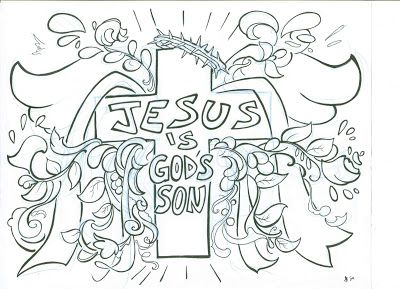 Son Of God Color Pages God And Jesus Coloring Pages Jesus Coloring Pages Bible Crafts For Kids Jesus Son Of God