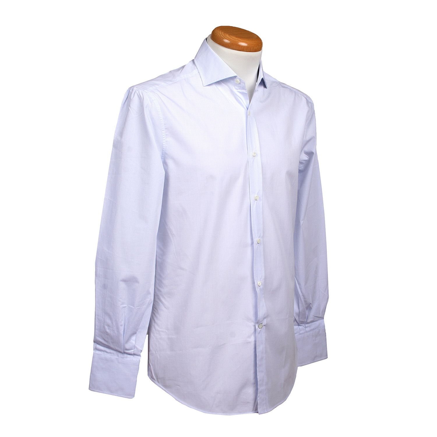 Basic Fit Long Sleeve Shirt White Long Sleeve Shirts