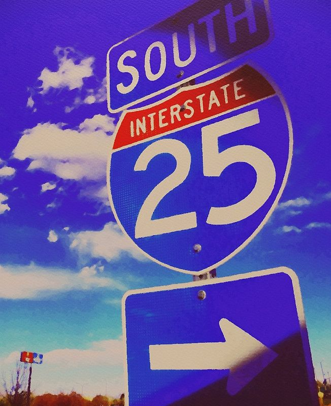 South On 25