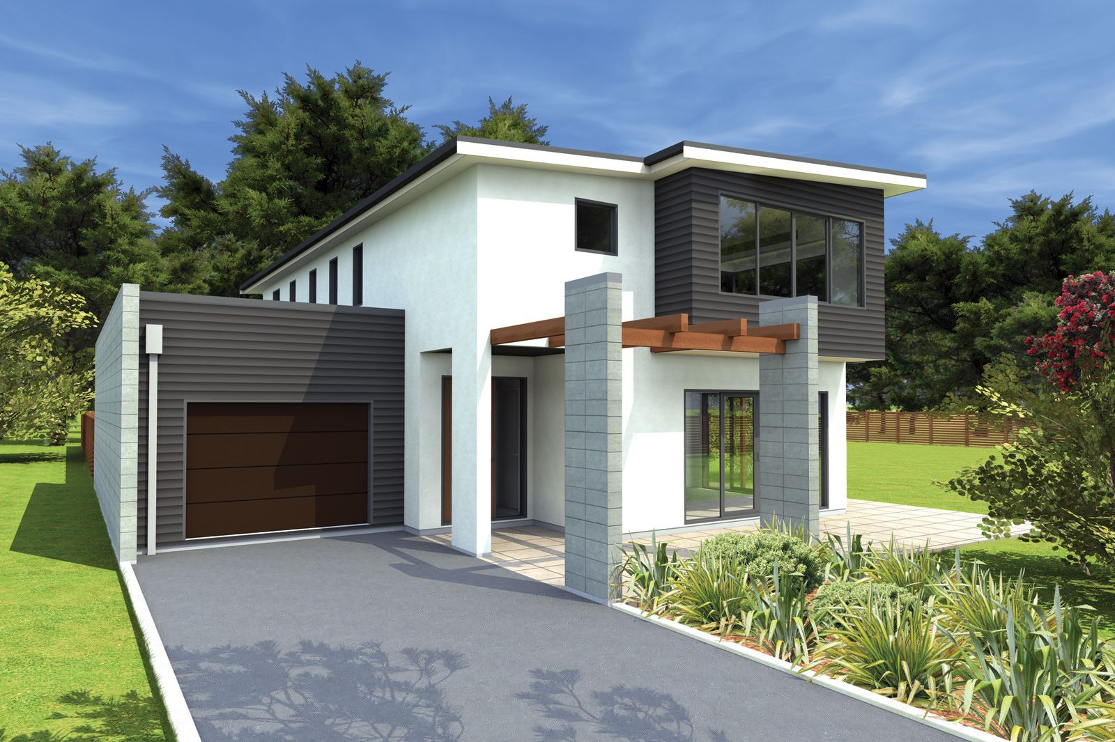 The Best Small House Design With Garage