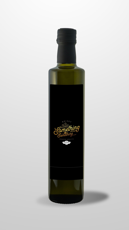Free Olive Oil Bottle Label Mockup PSD #download # ...