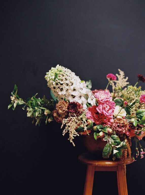 Florist Friday A Chat With Bows Arrows Alicia Rico Floral