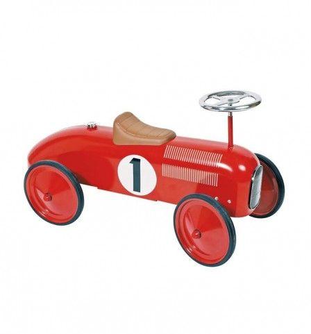 Tinok Store Metal Race Car Red Ride On Push Toys Toys Kids Ride On Toys Ride On Toys Toy Pedal Cars