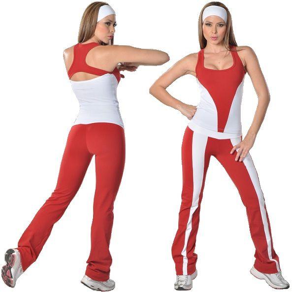 cb8e7c287f2d Tiempo Libre 6253 Saundra Set Women Gym Clothing