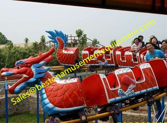 Trailer Mounted Outdoor Cheapest Ride And Glide Backyard Roller Coaster For  Sale