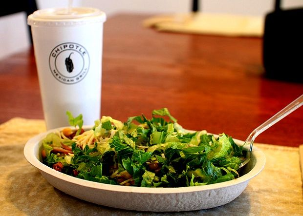 The Healthiest Lunches at Qdoba, Chipotle, Baja Fresh, and ...