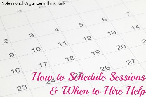 POTT Podcast #36 - How To Schedule Sessions  When To Hire Help