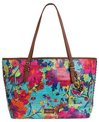 Sakroots Handbag Medium Carryall Handbags Accessories Macy S