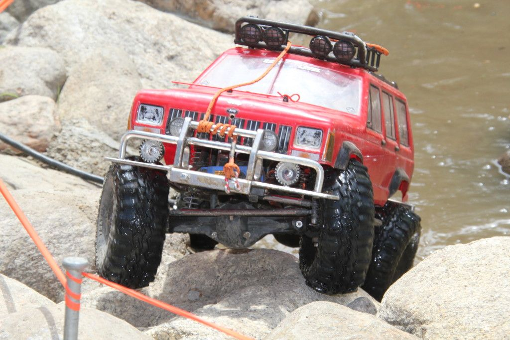 Tracks RC Excitement in 2020 Rc rock crawler course