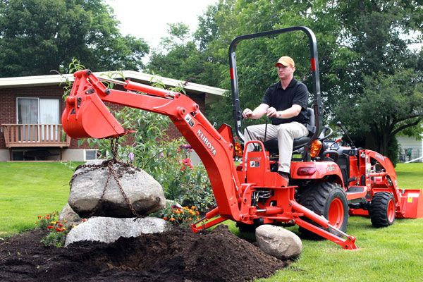 Compact Power Equipment Rental is proud to offer a variety