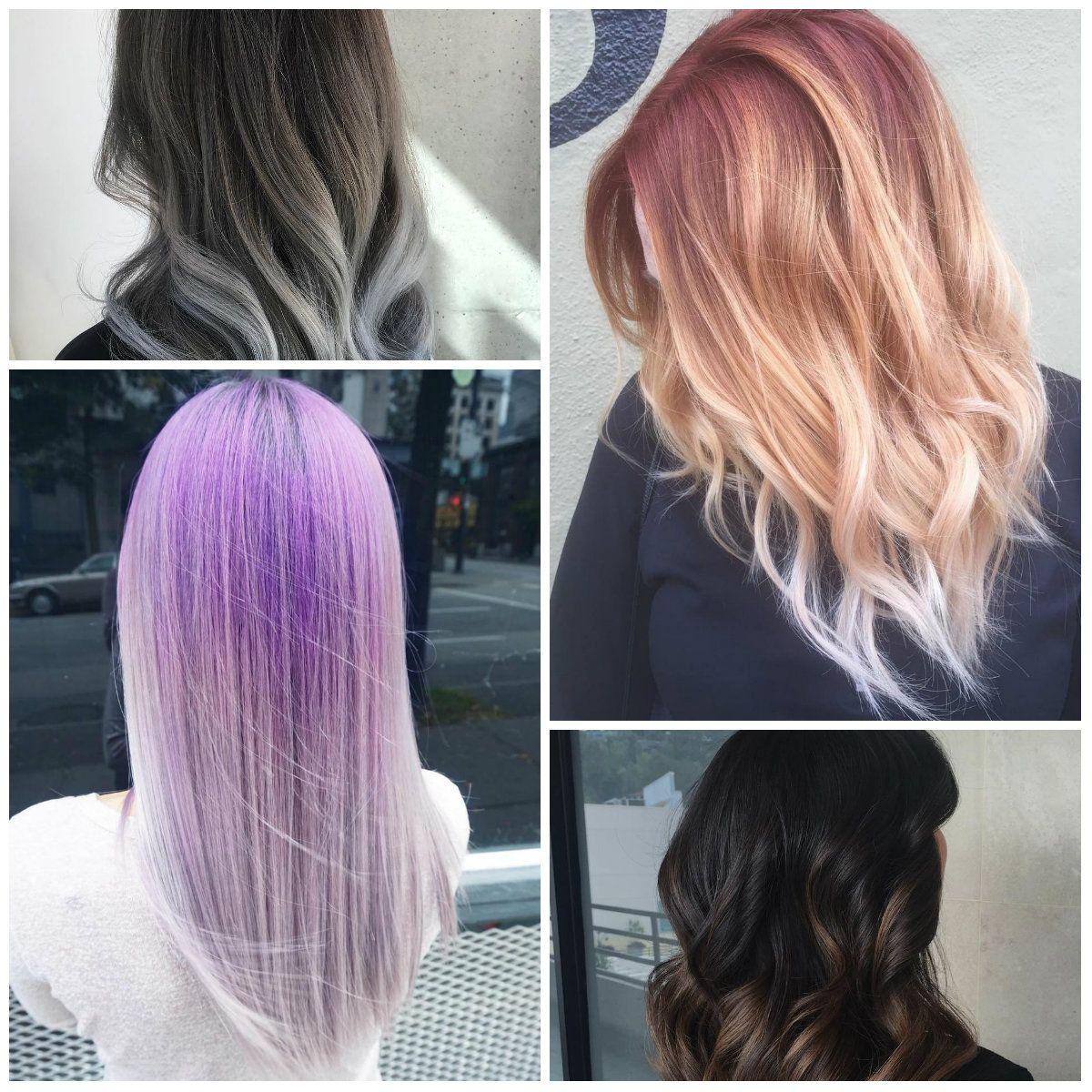 Latest hair ombre ideas for hair colors pinterest hair