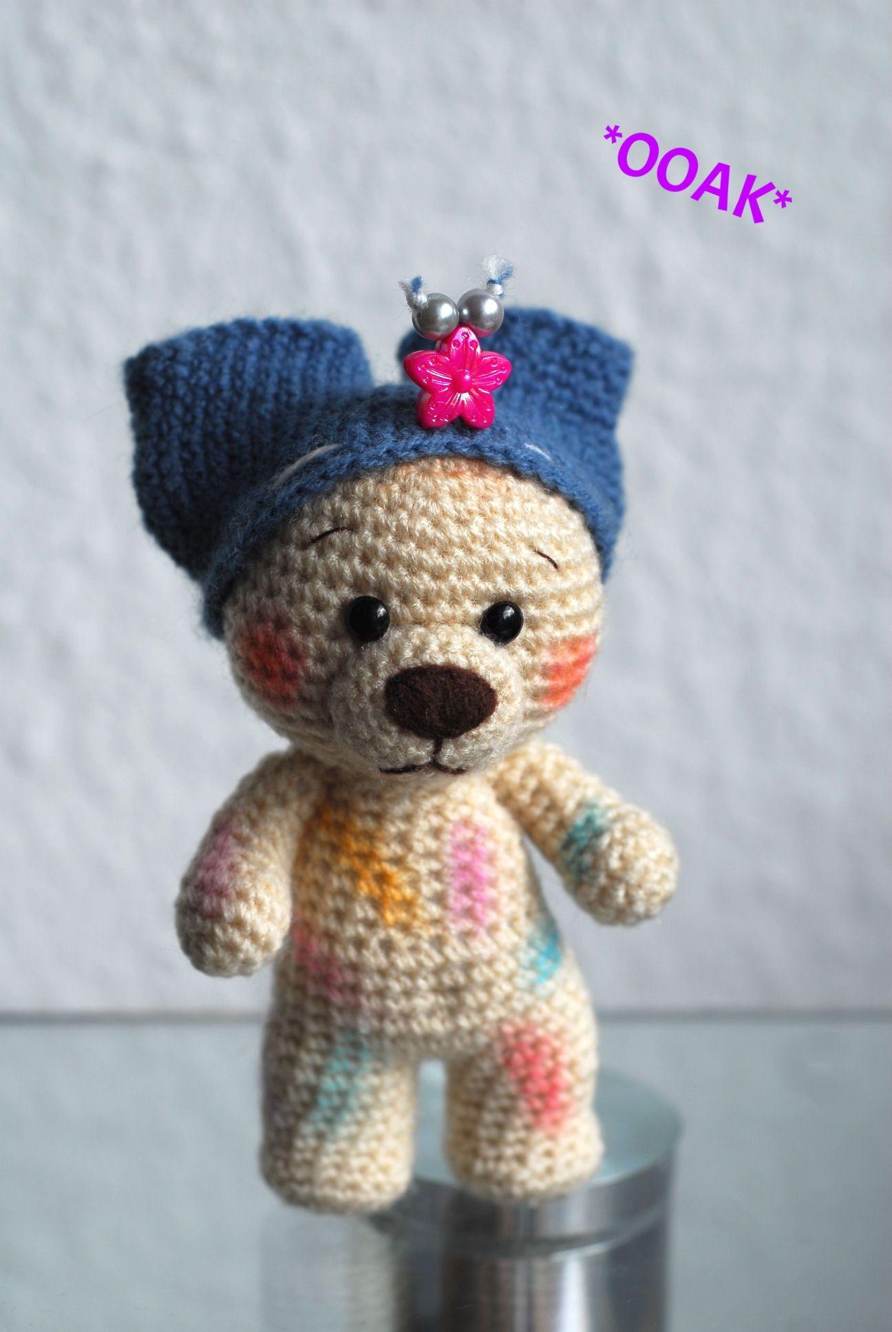 Teddys Amigurumi Pinterest Häkeln Stricken Und Tiere Häkeln