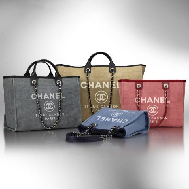 23dccda7744 Chanel Deauville