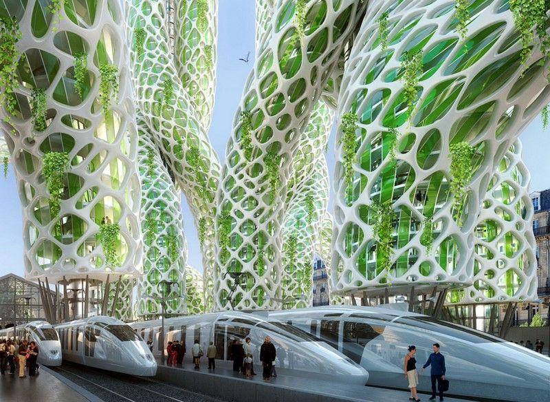 2050 Paris Smart City 20