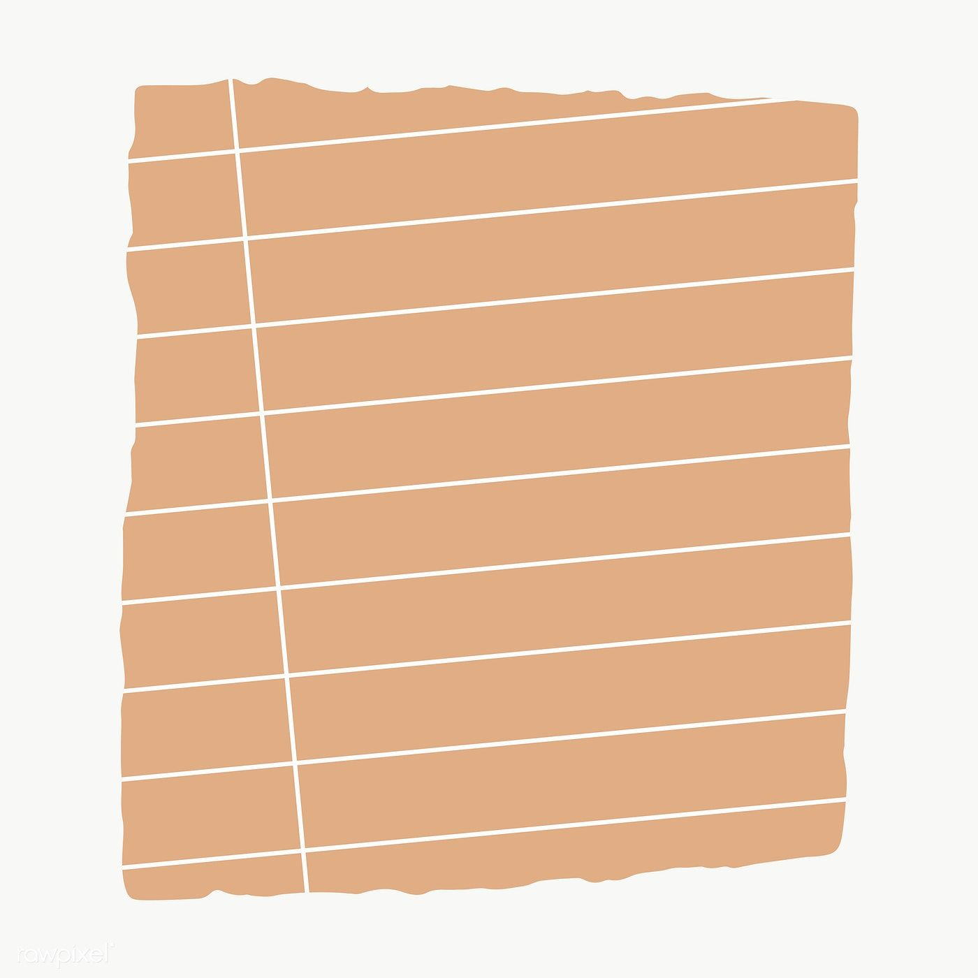 Brown Square Paper Note Social Ads Template Transparent Png Free Image By Rawpixel Com Manotang Note Paper Aesthetic Template Square Paper