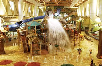 Great Wolf Lodge Waterpark Concord~Possibilty, just finding out that it's closer to me than the fricken mall...who knew, lol
