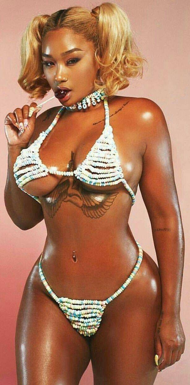 P Finest Black Girls Black Women Ebony Love Curvy Girl Lingerie Bbc