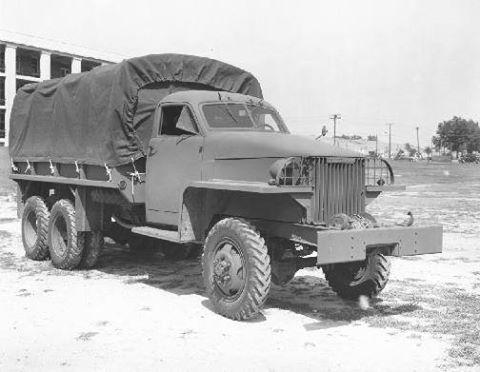 Studebaker Us6 2 1 2 Ton 6x6 Truck Trucks Studebaker