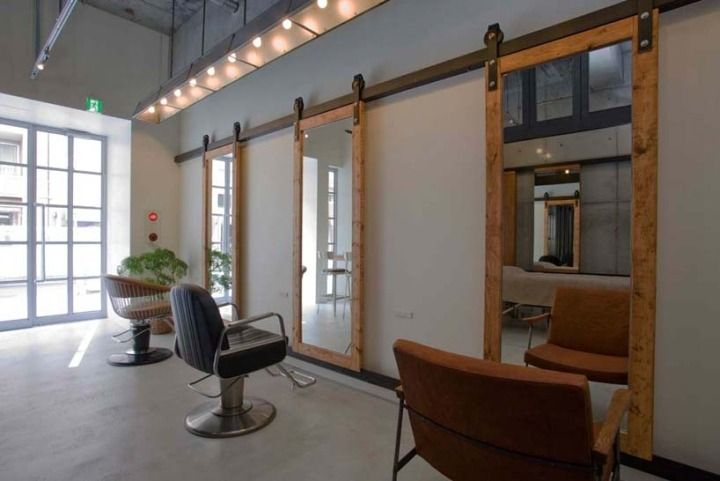 Ki se tsu hair salon & esthetic salon by iks design, Nagoya – Japan
