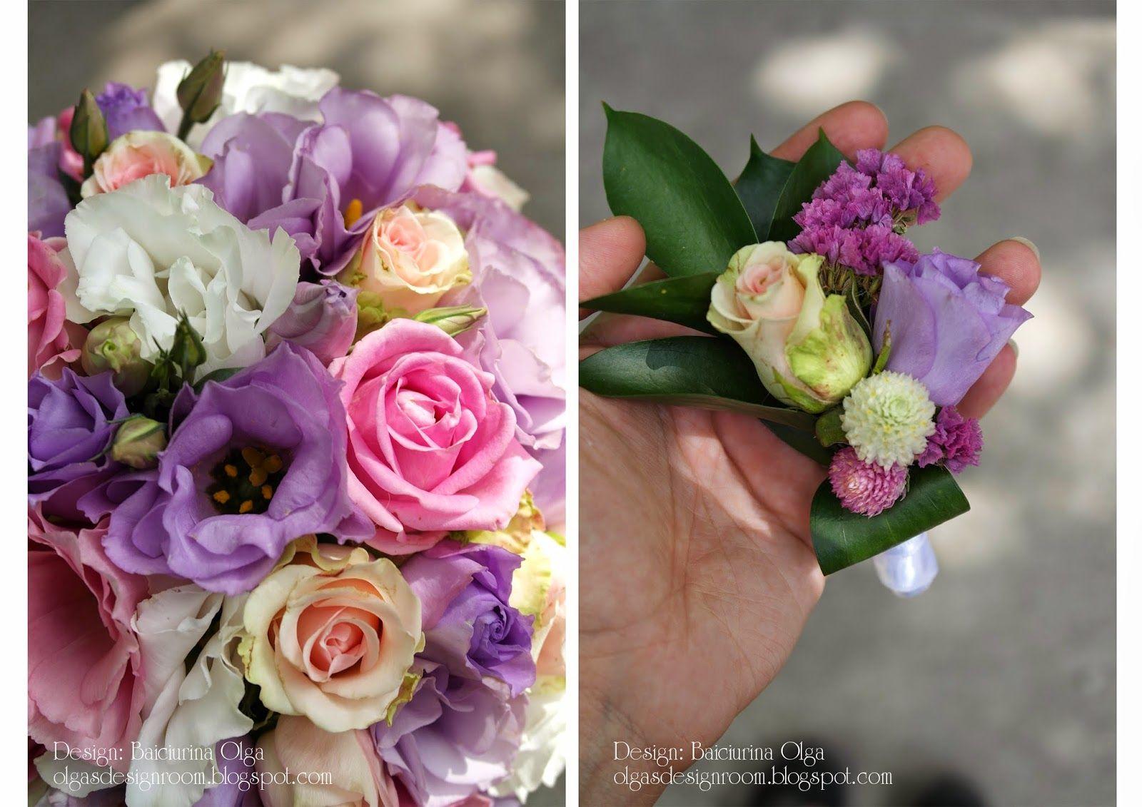 Сиренево розовые цветы 73