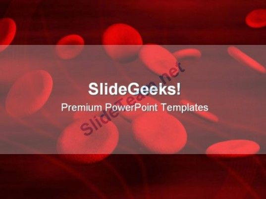 Blood cells medical powerpoint template 1110 powerpoint blood cells medical powerpoint template 1110 powerpoint templates themes background toneelgroepblik Choice Image