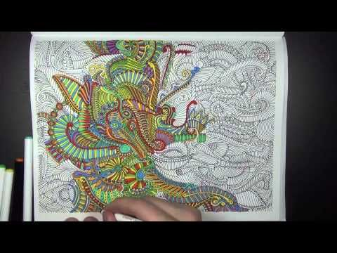 Episode 3: How to Use Colored Pencils to Color Mandalas - YouTube ...