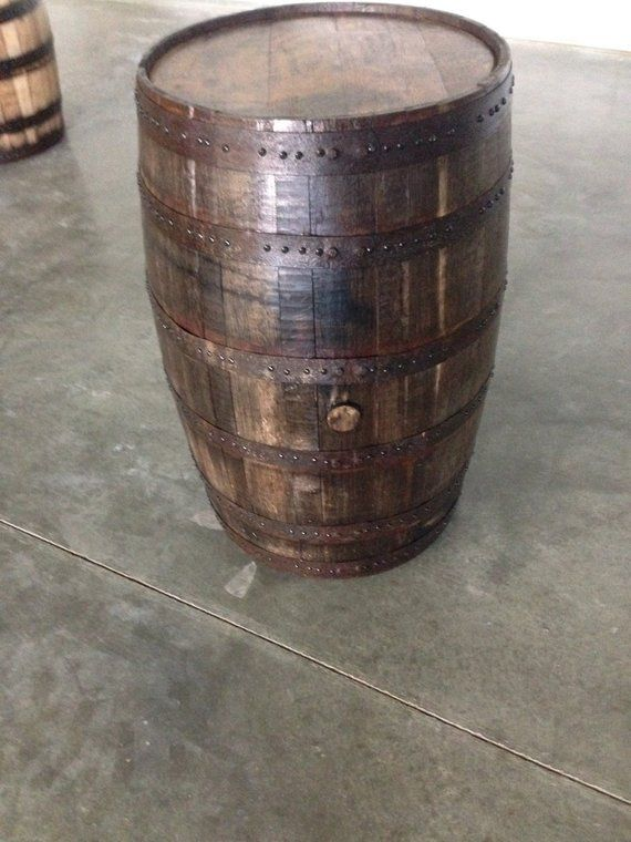 Decorative Whiskey Barrel Barrel Barrel Bar Whiskey