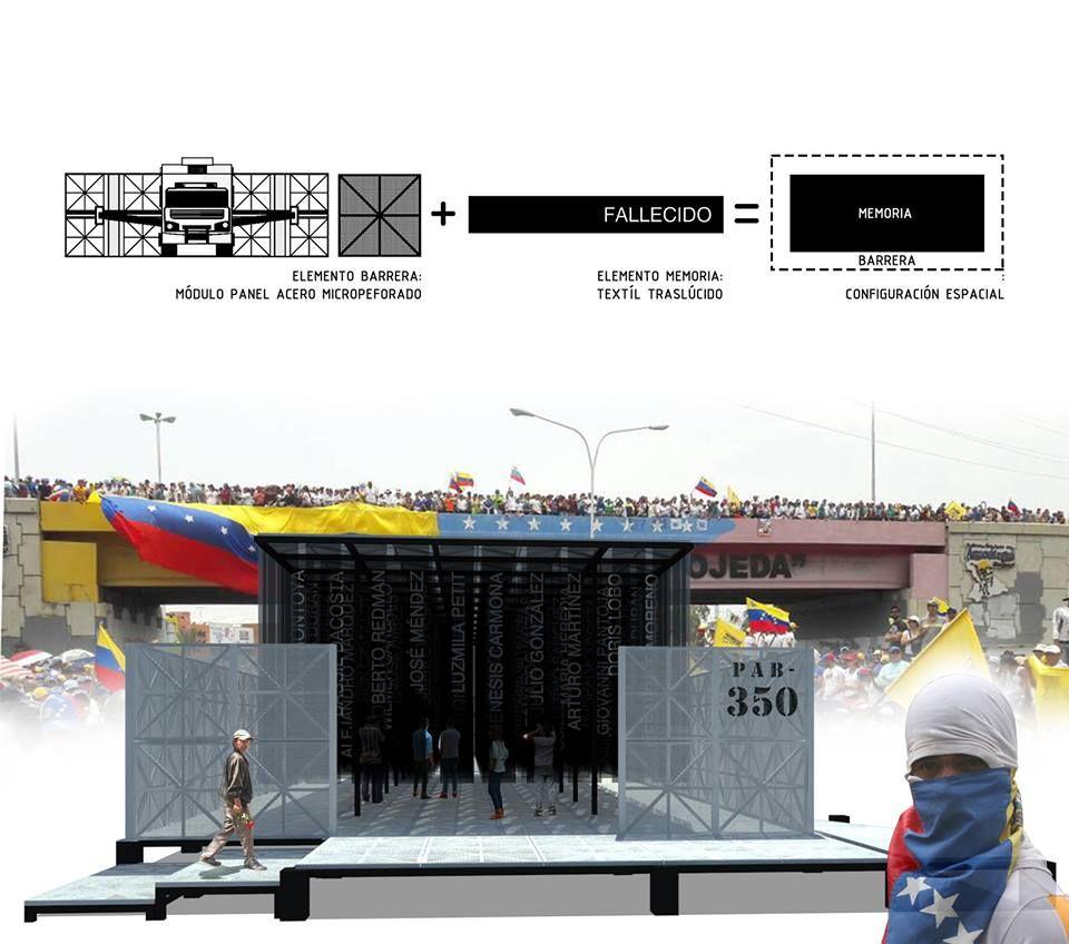 John Valles PABELLÓN 350: En memoria de César Pereira y todos los venezolanos fallecidos durante las protestas del año 2014 y fecha actual (2017)