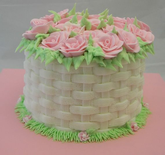 Mothers Day Cake Decoration Ideas Projects To Try Pinterest