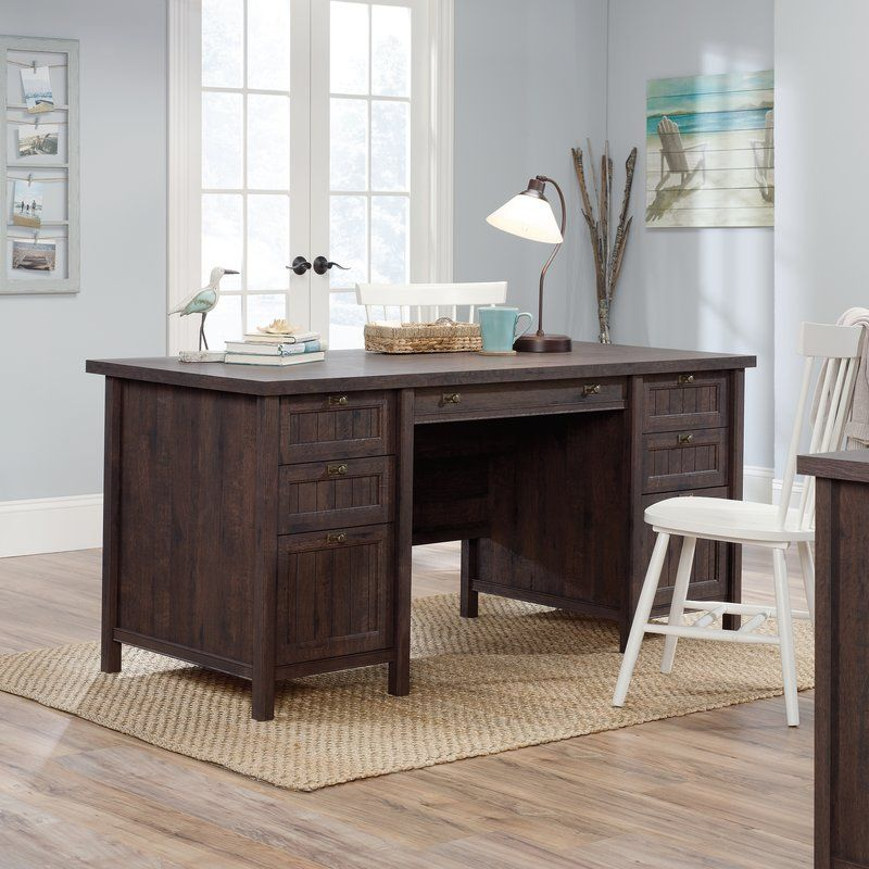 Campbell Executive Desk Desk Home Office Desks Home