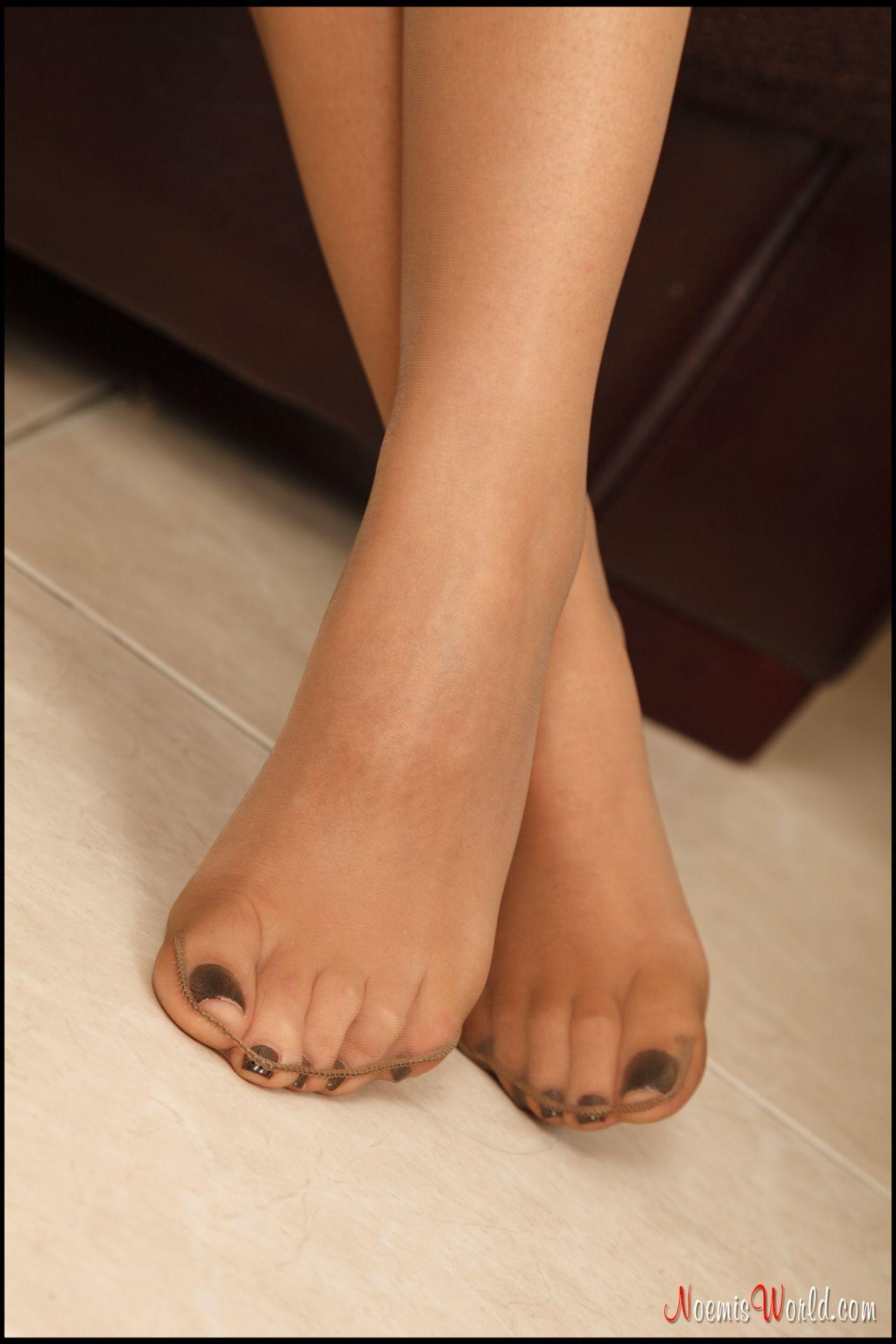 Thongs pantyhose pics