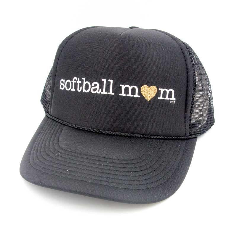 450ec76e783c1 Softball Mom Trucker Hat