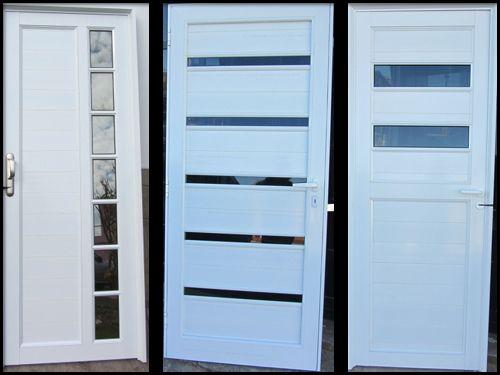 14 Puertas de aluminio para bano modernas
