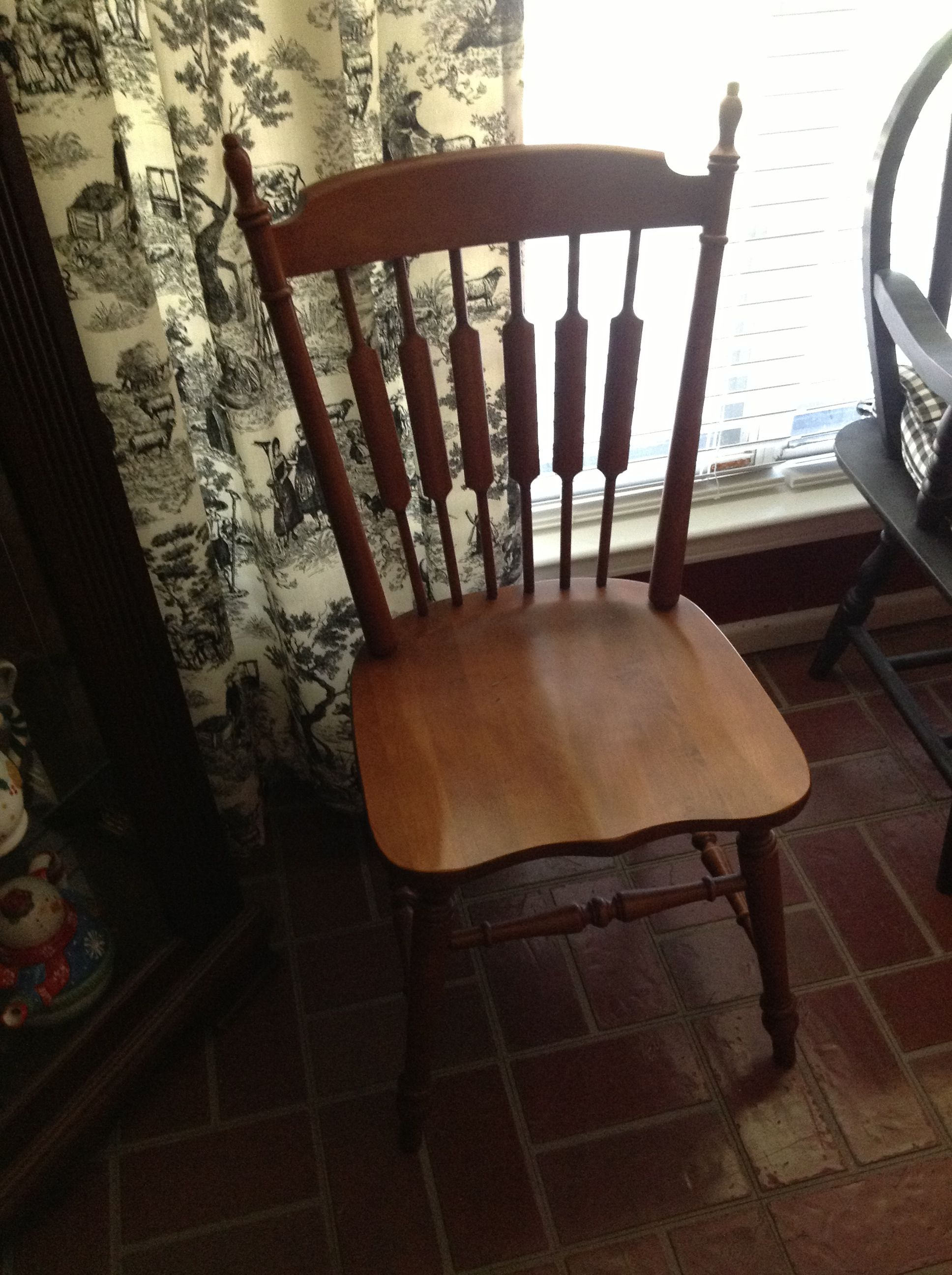 Tell City Cattail Side Chairs 10 Maple Furniture City