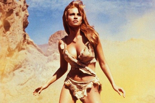 Raquel Welch rocks a prehistoric bikini in One Million Years B.C.